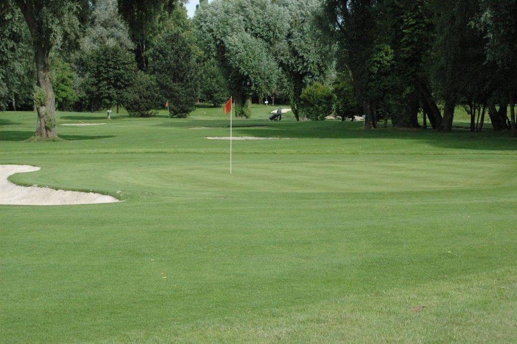 parcours Pitch And Putt Golf de Béthune