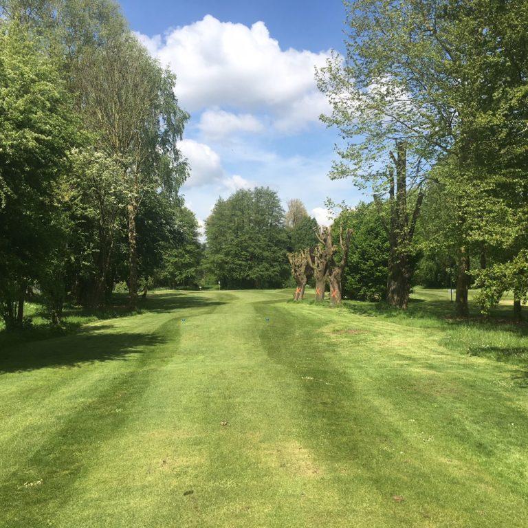 Golf de Béthune Compact course
