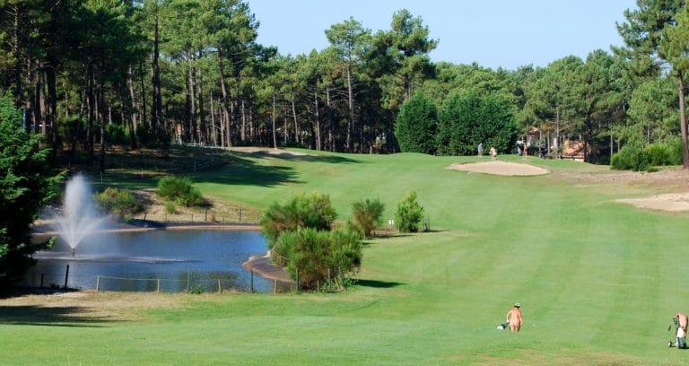 Golf de La Jenny Parcours de golf Naturiste
