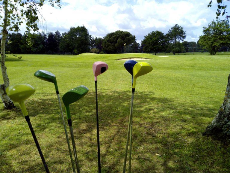Golf de Poitiers-Châlons Club de golf Parcours