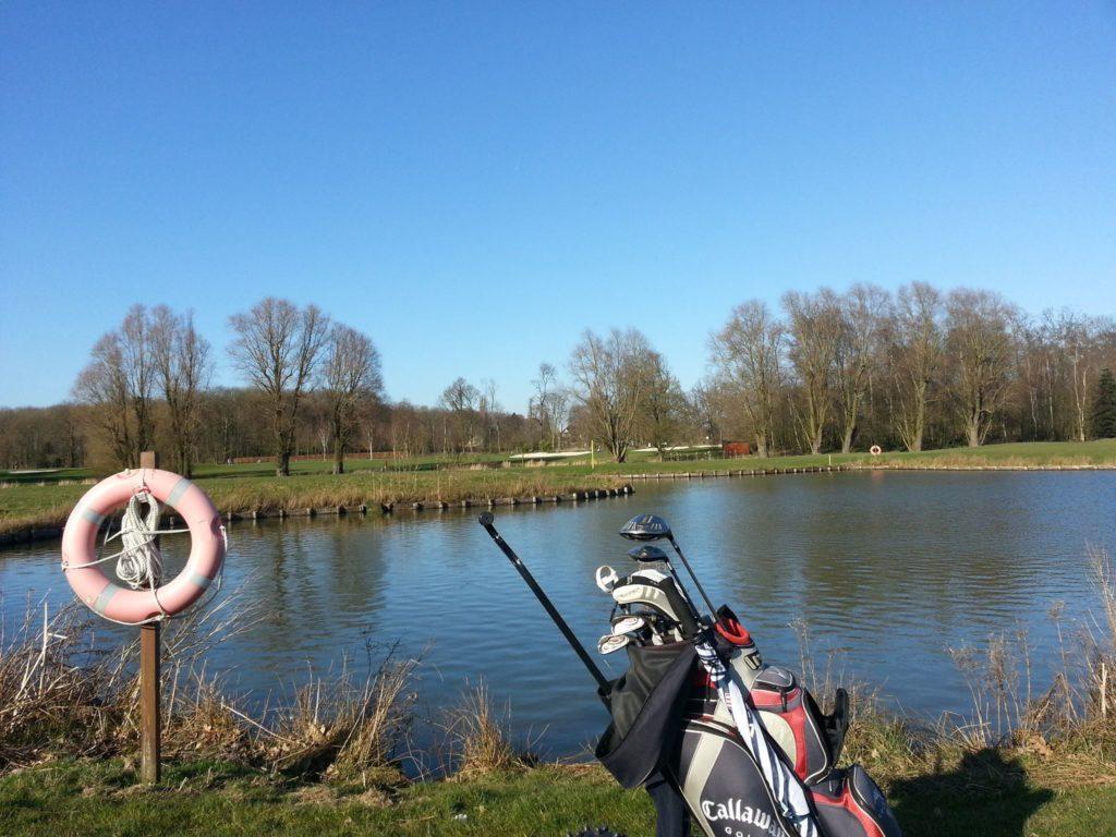sac et clubs de golf Golf de Thumeries-Moncheaux