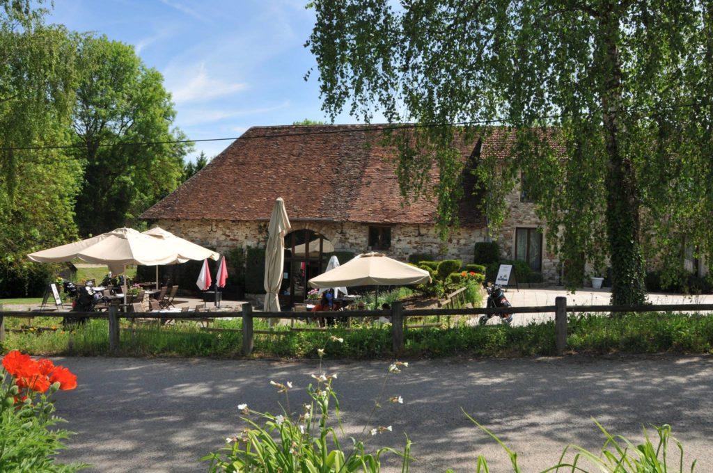 Restaurant terrasse Val Secret