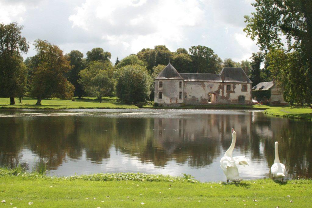 château lac cygne Nampont St Martin Golf Club