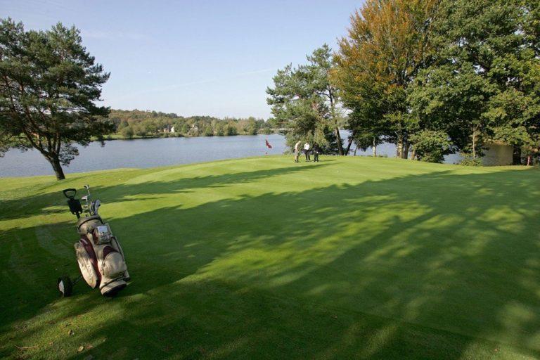 Parcours de golf GOLF DU COIROUX Aubazine