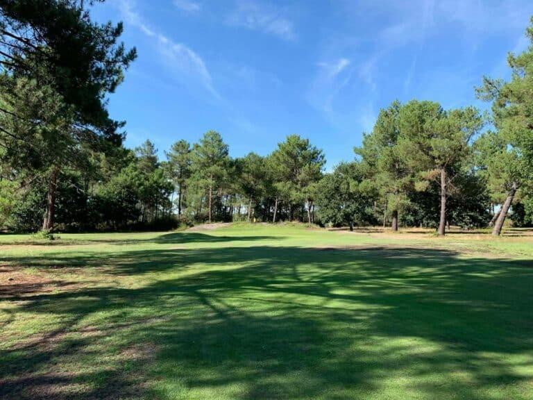 Parcours de golf Golf des Aiguilles Vertes