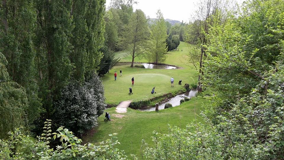 Parcours de golf La Forge