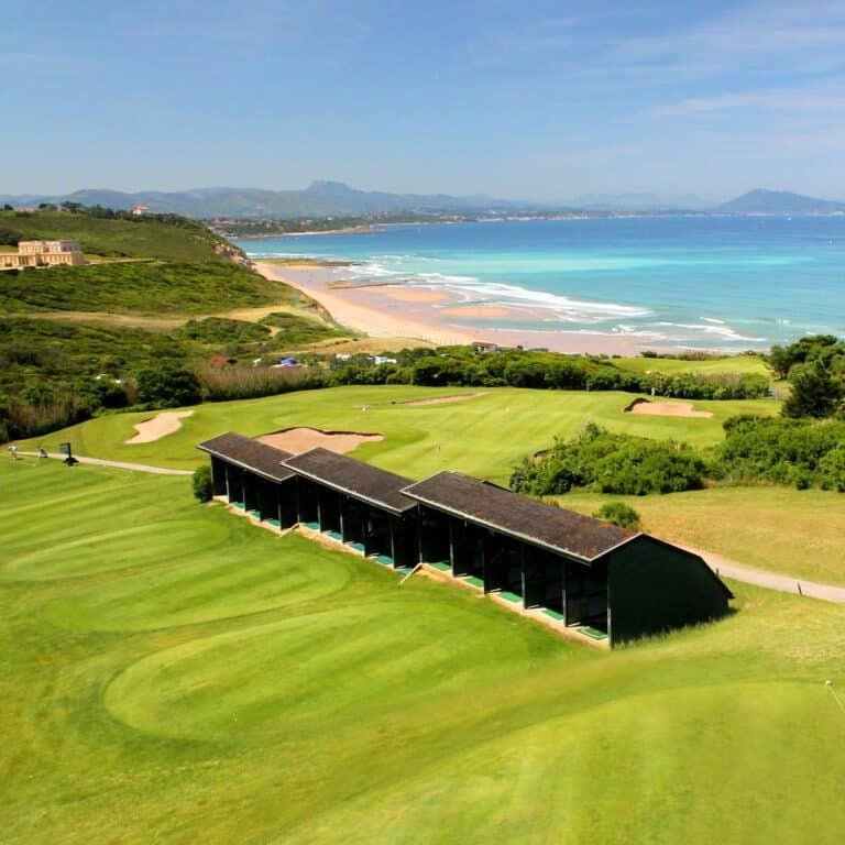 Practice Golf d'ilbarritz