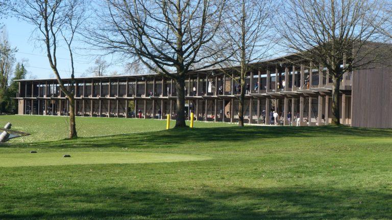 Practice golf Bordeaux-Lac