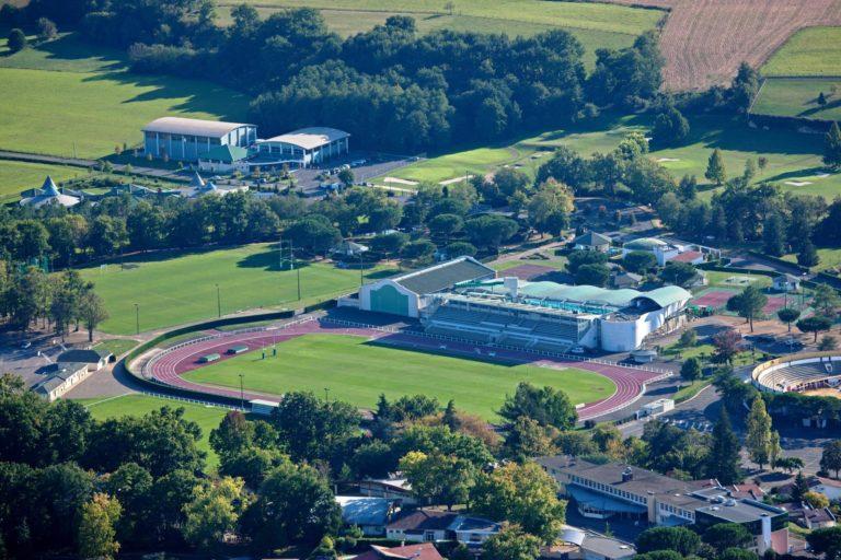La Cité Verte piscine, tennis, golf complexe sportif