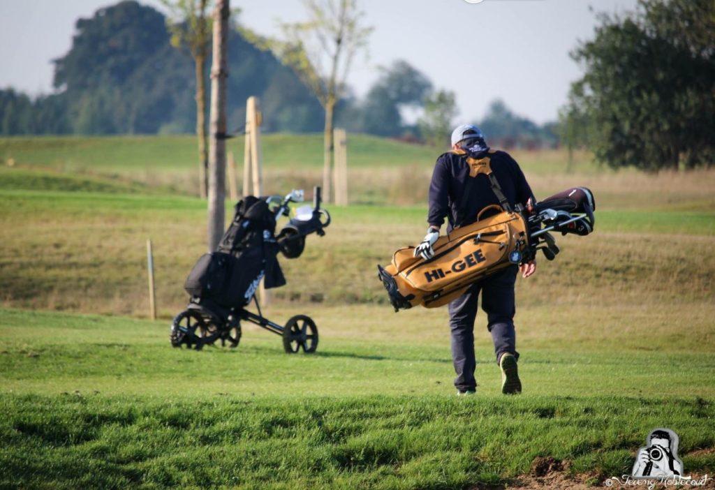 swing-golfeur Golf du Cambrésis