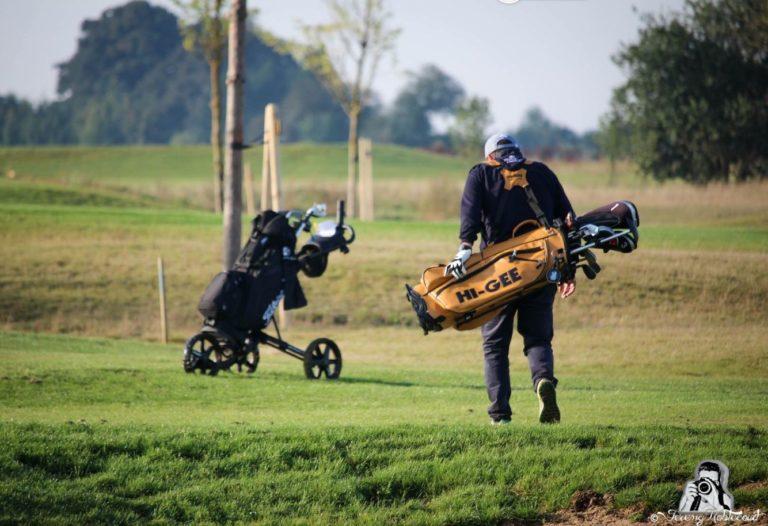 golfeur Golf du Cambrésis