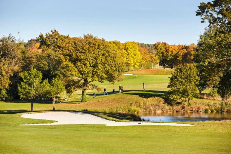 18 trous Golf de Baden