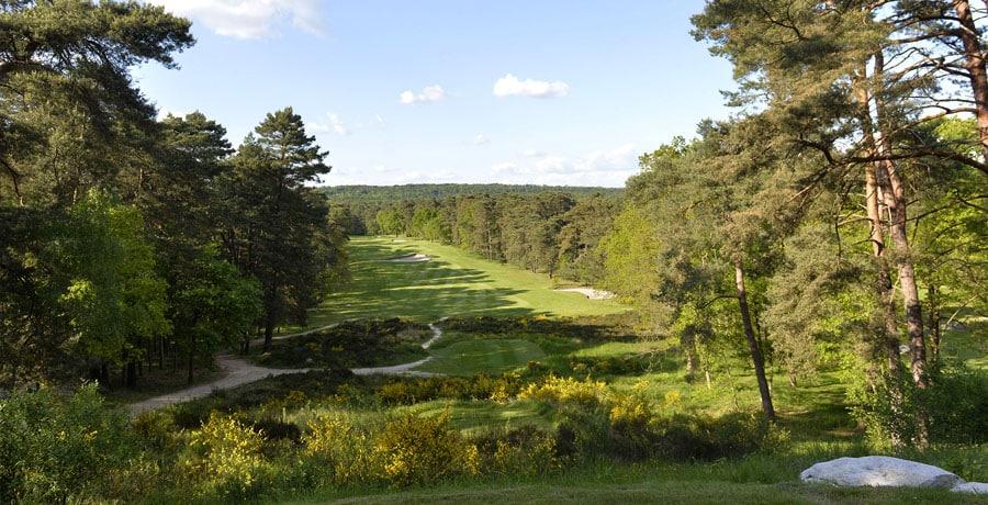 18 trous Golf de Fontainebleau