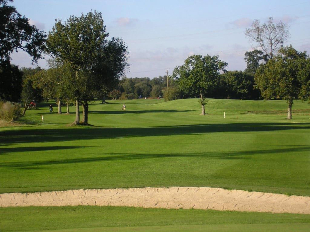 9 trous normandie Golf Centre Manche