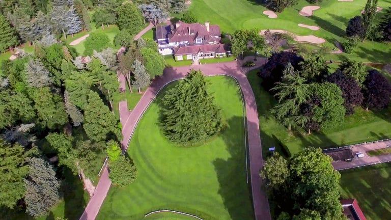 Club-House Golf de La Boulie – Racing Club de France