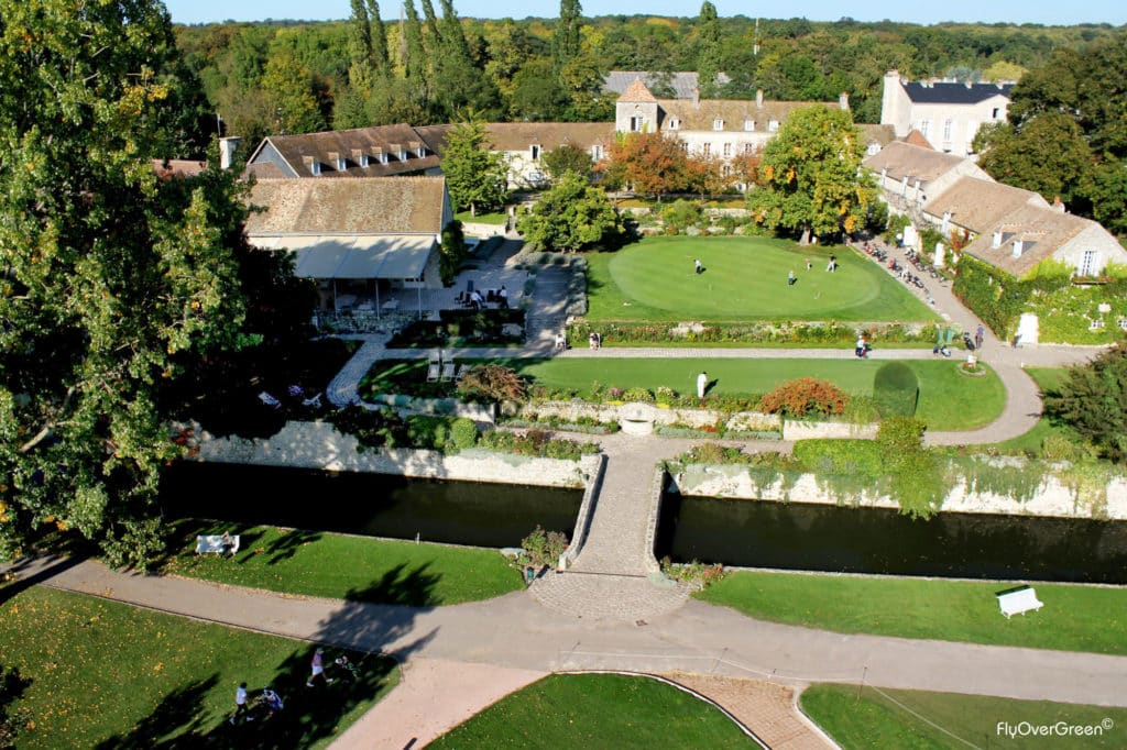 Club-house Golf De Saint Nom La Breteche