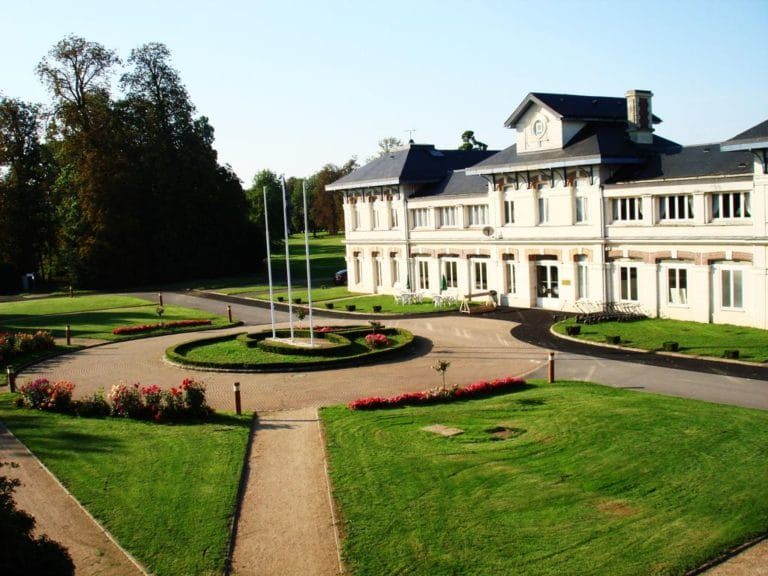 Golf Clément Ader Club-House