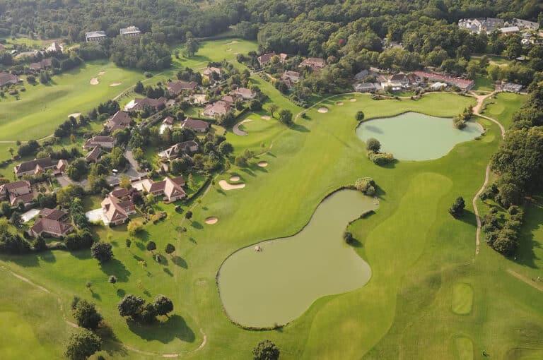 Golf Etiolles Parcours