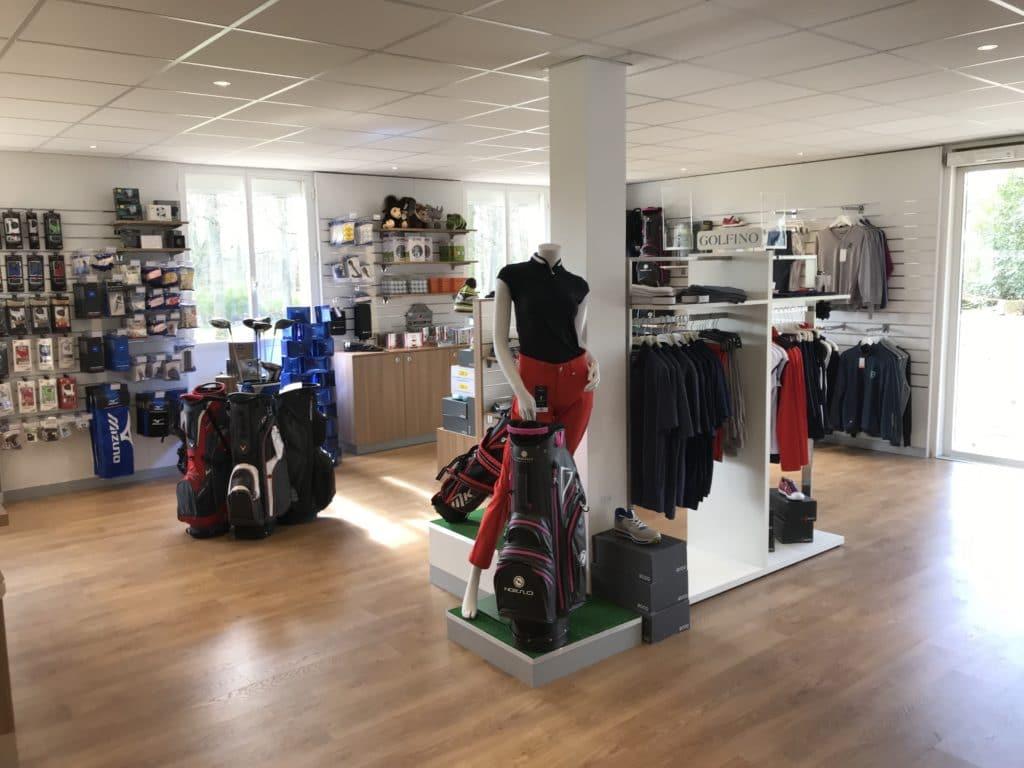 Golf d'Oremesson Pro-Shop