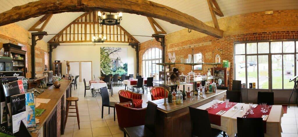 Golf de Bévilliers Restaurant Salle
