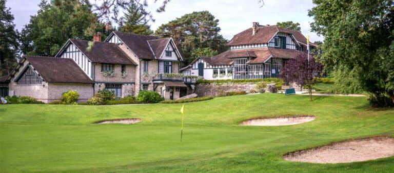 Golf de Fontainebleau Club-house