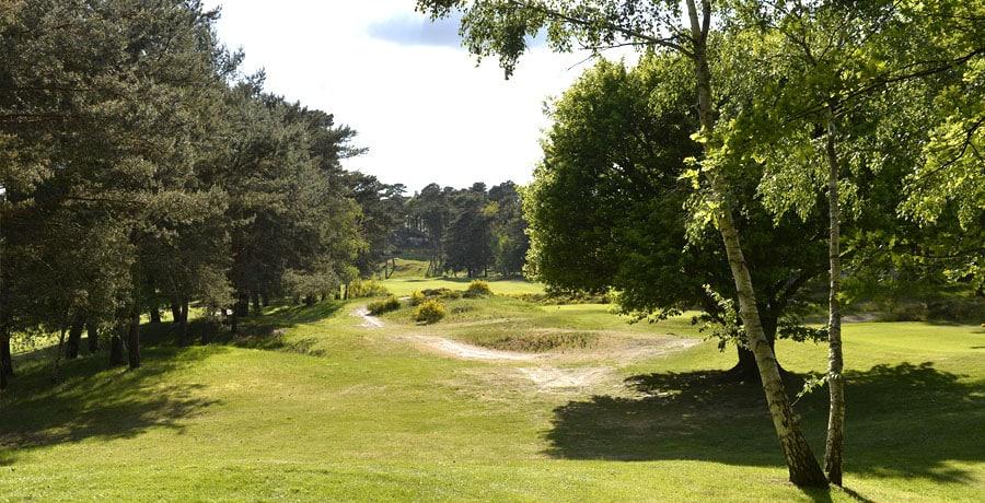 Golf de Fontainebleau Parcours de golf