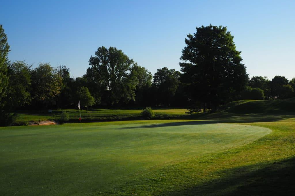 Golf de Rueil-Malmaison Parcours de golf Blue Green