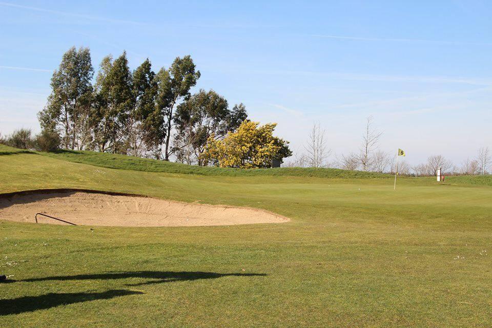 Golf de Tréméreuc 9 holes Brittany