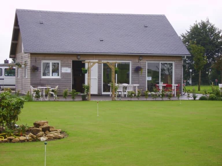 Golf de Yerville Club-House