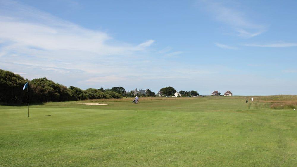 Golf de la Presqu'île du Cotentin Links
