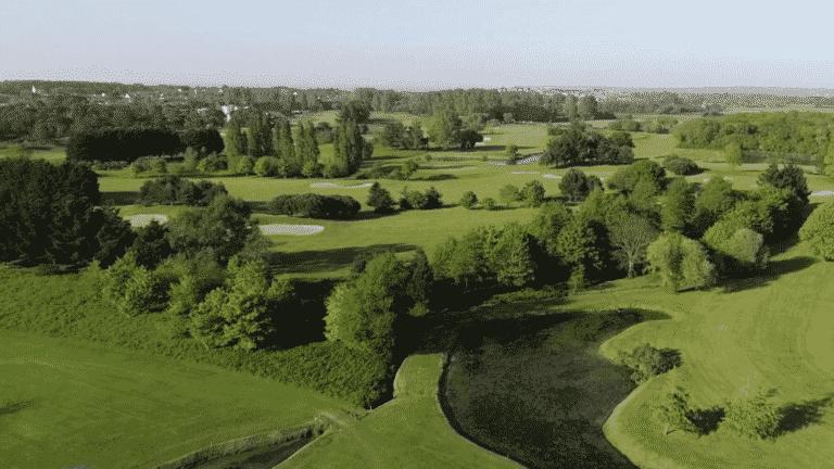 Golf des Sables d'Or Golfs en Bretagne Lecoingolf