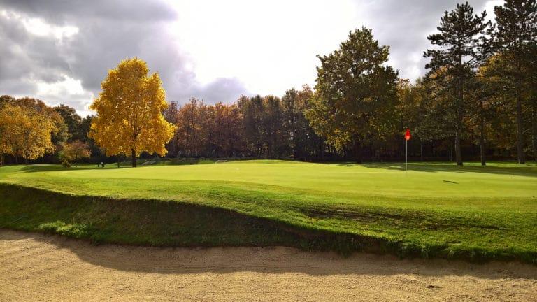 Golf d'isabella parcours de golf en france