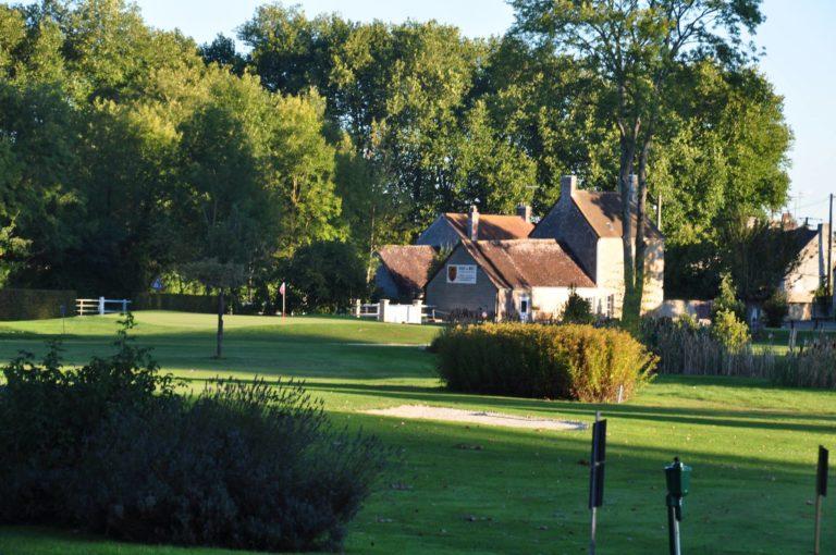 Golf du Bief Club-House