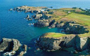Golfs Bretagne Guide des golfs annuaire des golfs Lecoingolf Tous les golfs en Bretagne ou jouer au golf