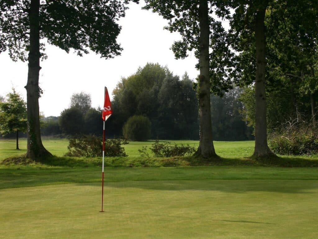 Green du 2 Golf Centre Manche