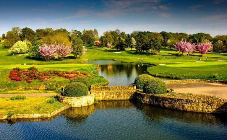 Golf du Château de Cély Parcours de golf