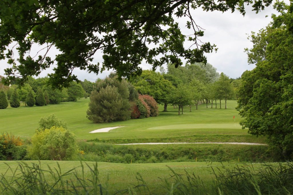 9-hole Corbinais course