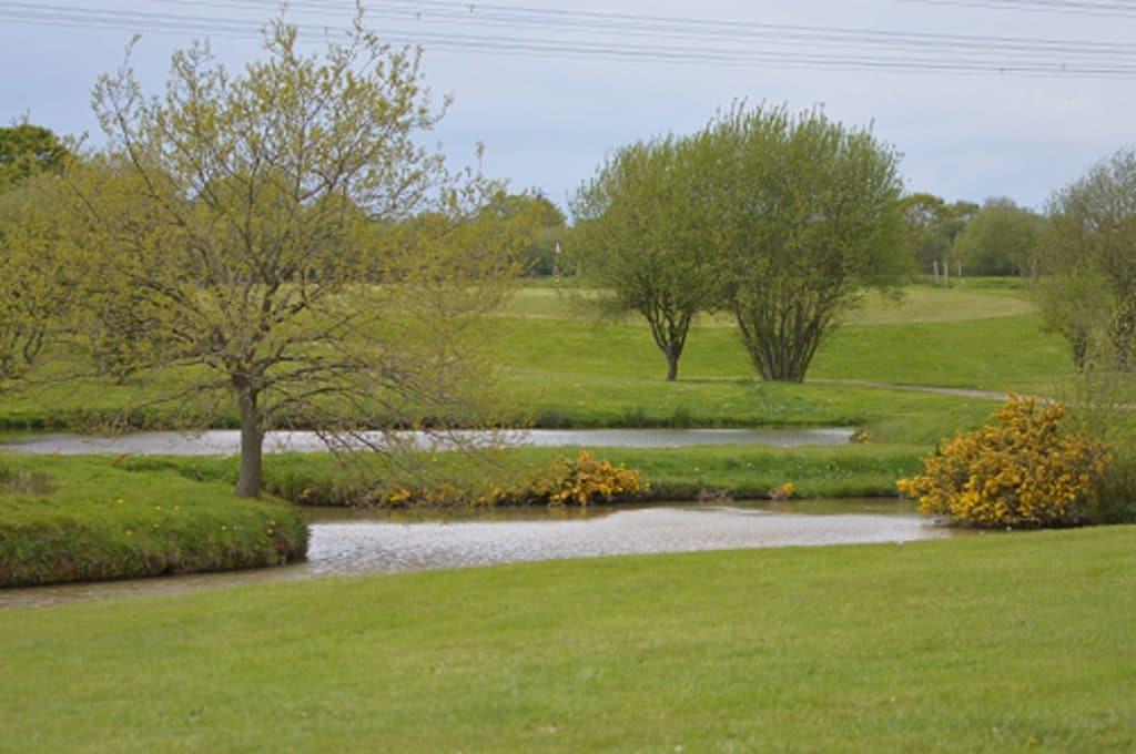 Parcours automne Golf Centre Manche