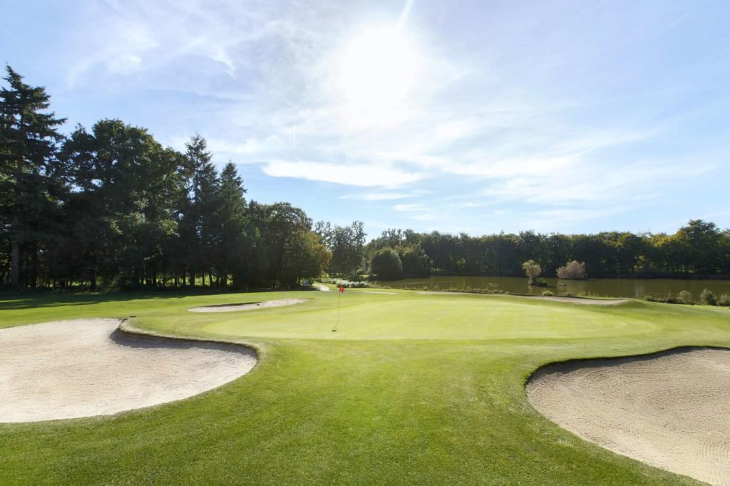 Golf course Brittany Golf des Ormes 18 holes