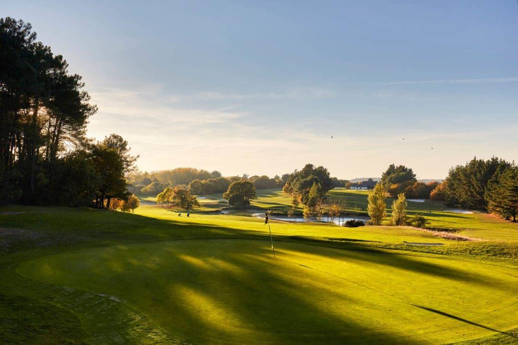 Parcours de golf Golf de Baden