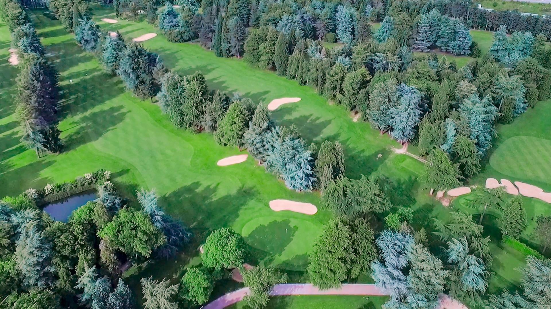 Golf de la Boulie - Racing Club de France - Lecoingolf