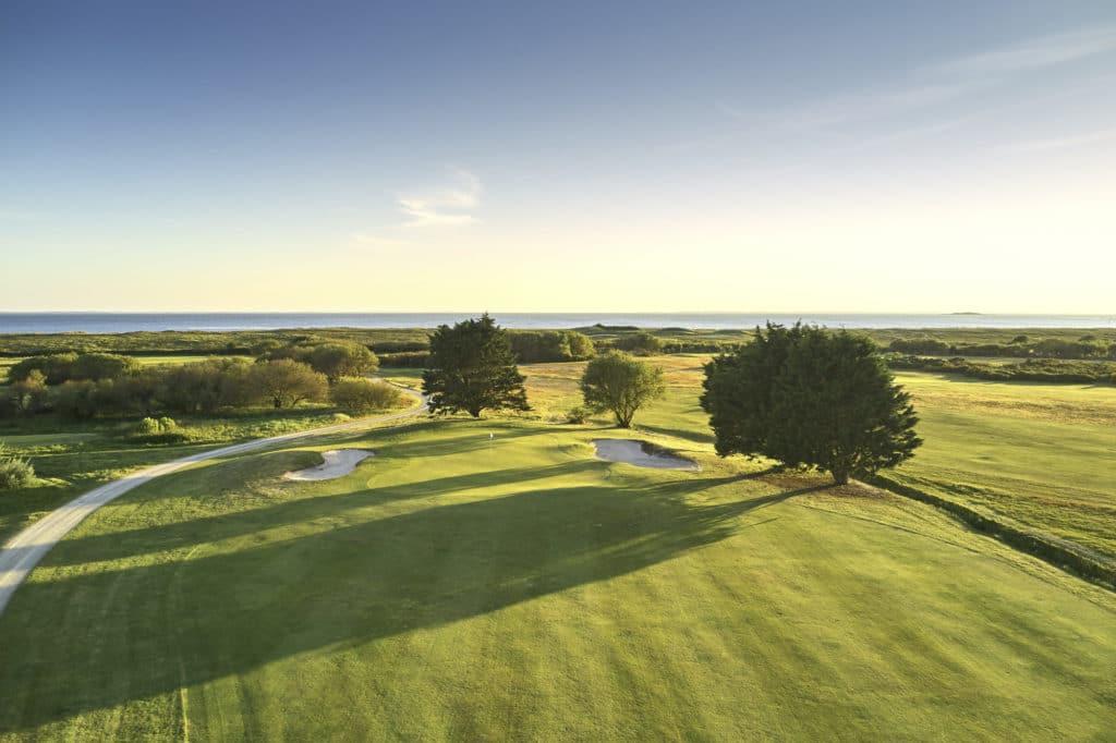 Parcours de golf bretagne Golf de Rhuys-Kerver