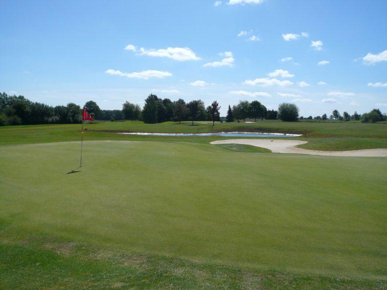 Parcours de golf en Normandie Golf de Garcelles