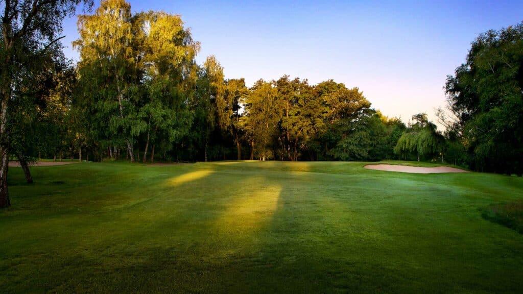 Parcours de golf ile de France Golf de Domont Montmorency