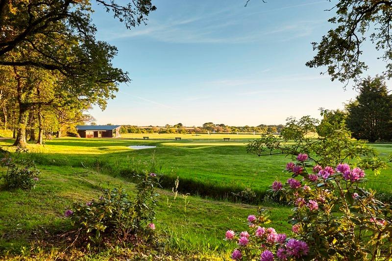 Parcours et Practice Golf de Rhuys-Kerver