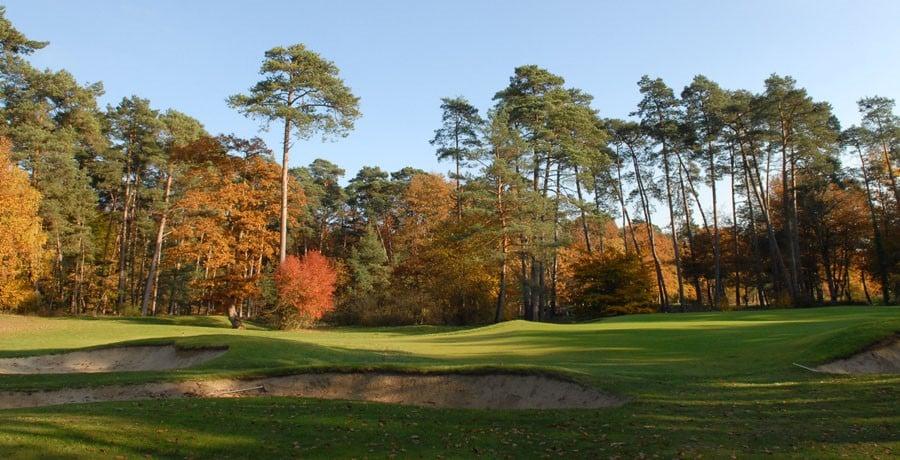 Parcours france Golf de Fontainebleau