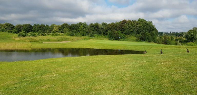 Parcours golf de torcy