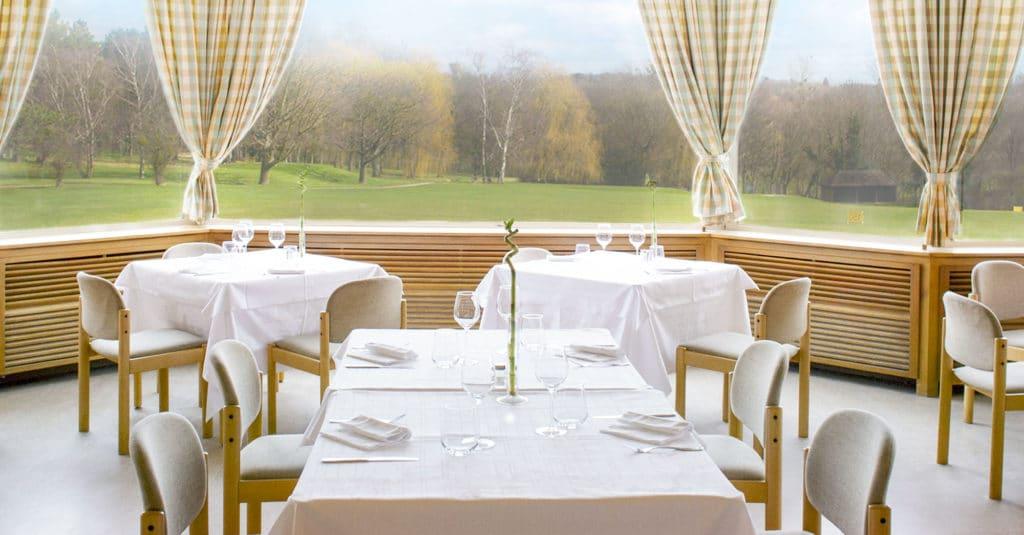 Restaurant golf Ormesson