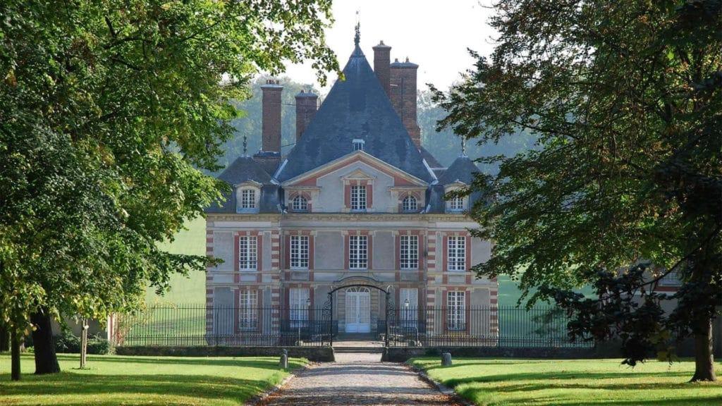 chateau - Golf d'Ormesson