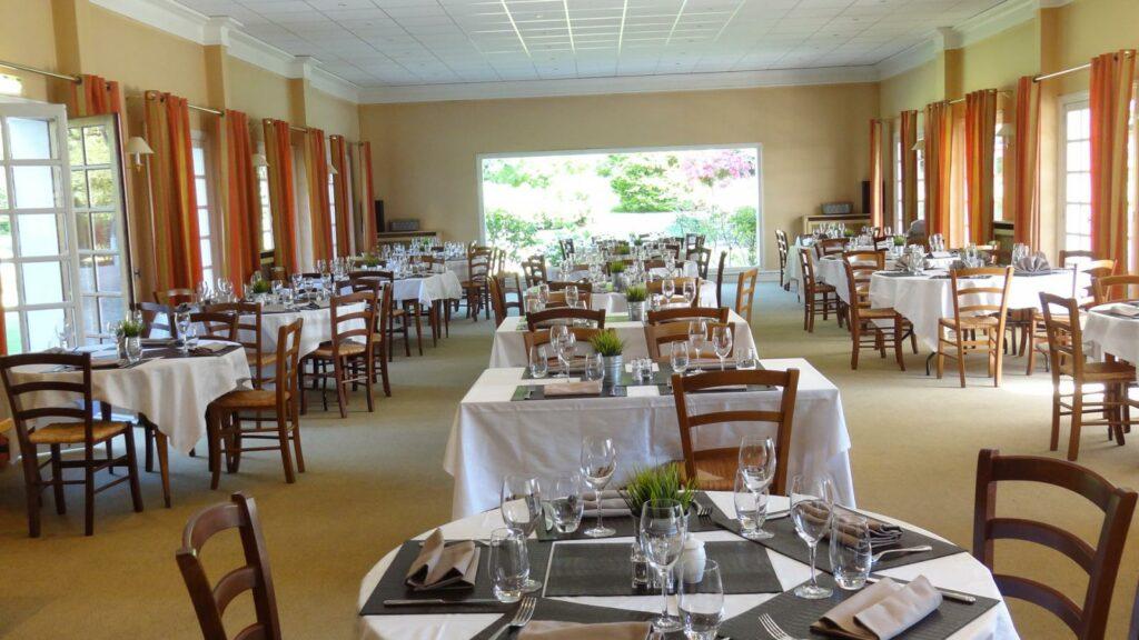 golf-de-domont-montmorency-Restaurant salle